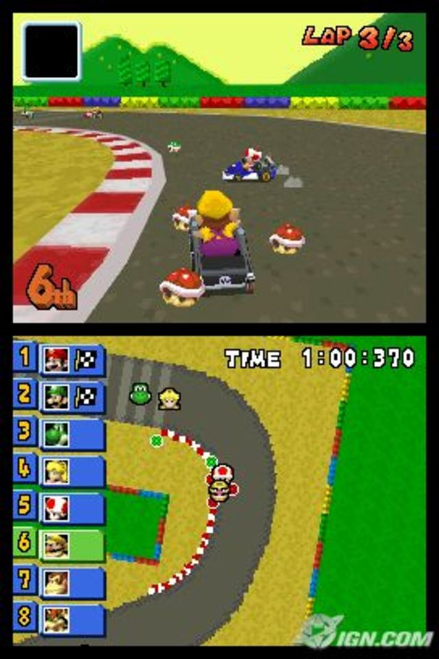 Return To The Review Mario Kart Ds Greatbitblog