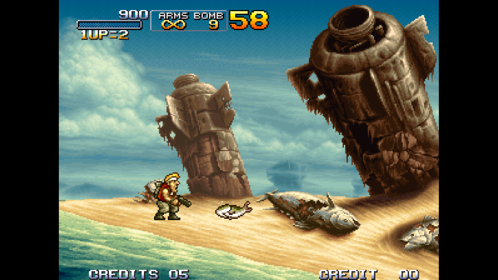 MetalSlug3Steam