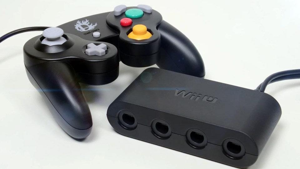GameCube-Controller-Adapter-for-Wii-U