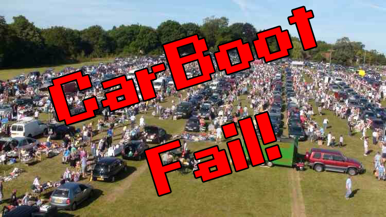 CarBootFail